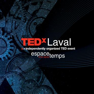 TEDxLaval 2016 Espace Temps