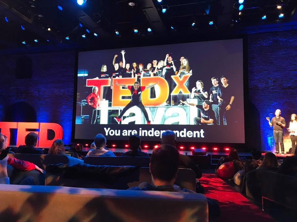 TedxLaval at TEDFest