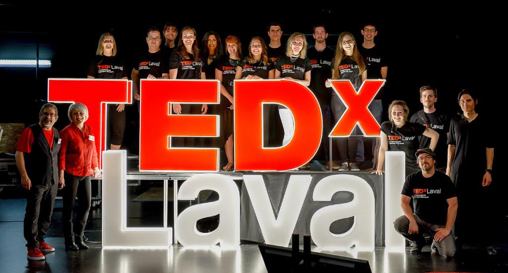 TEDxLaval Espace Temps 2016